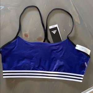 NWT Adidas sports bra size large